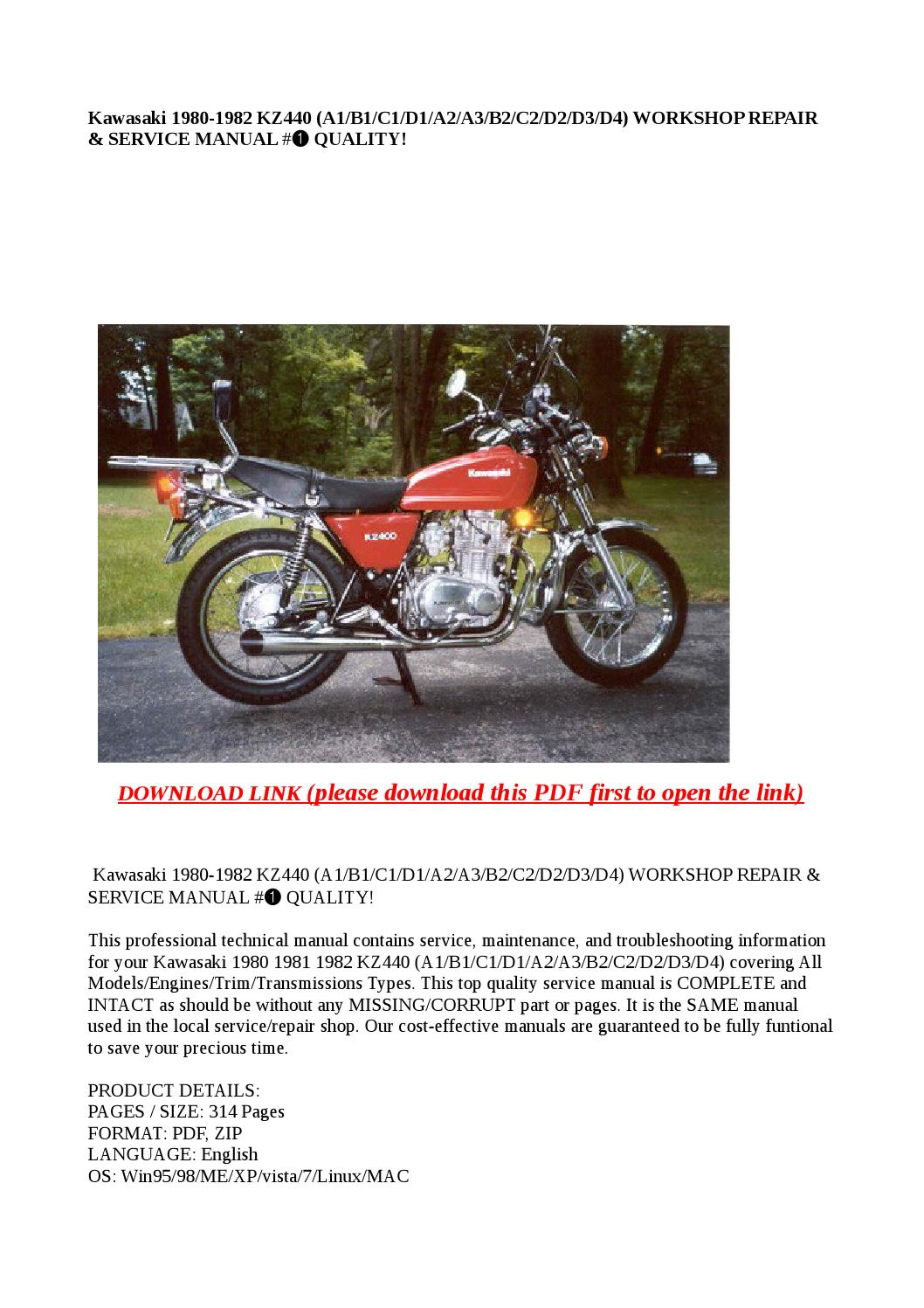 1980 mondial 8 owners manual
