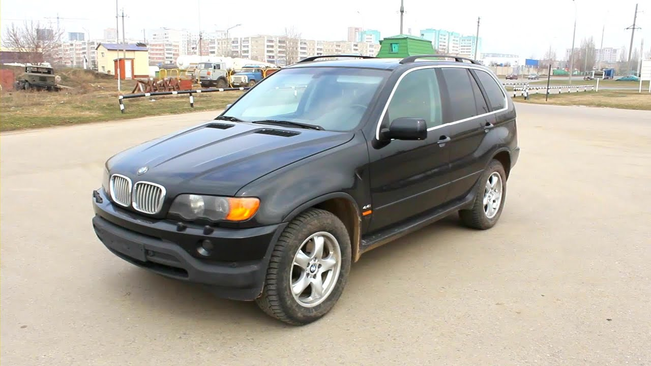 2002 bmw x5 owners manual