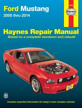 2005 ford mustang owners manual download