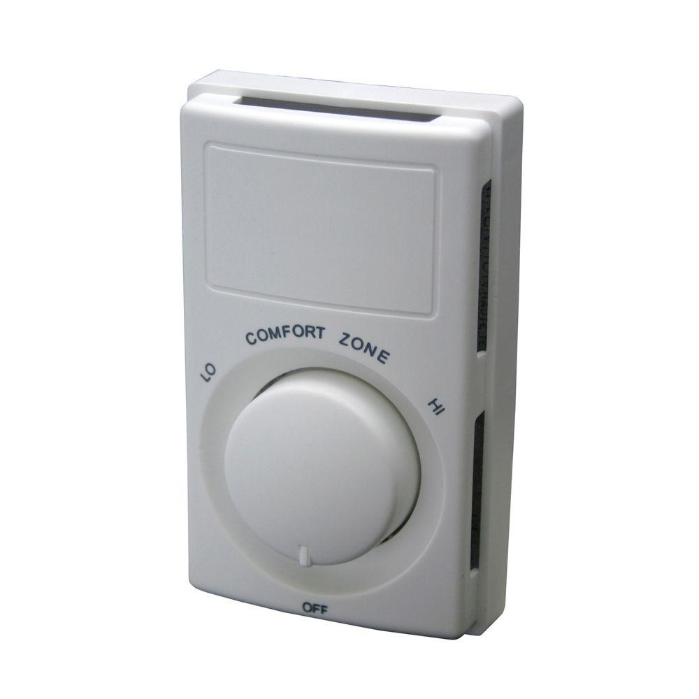 comfort zone 2 thermostat install manual