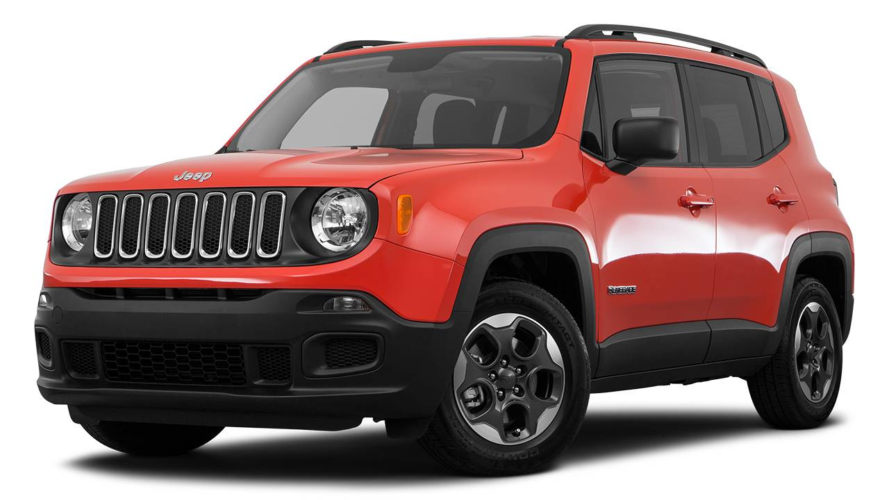 jeep renegade owners manual 2018