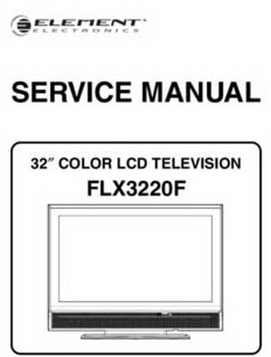 samsung lcd tv service manual and schematic diagrams