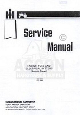 kubota l2800 owners manual pdf