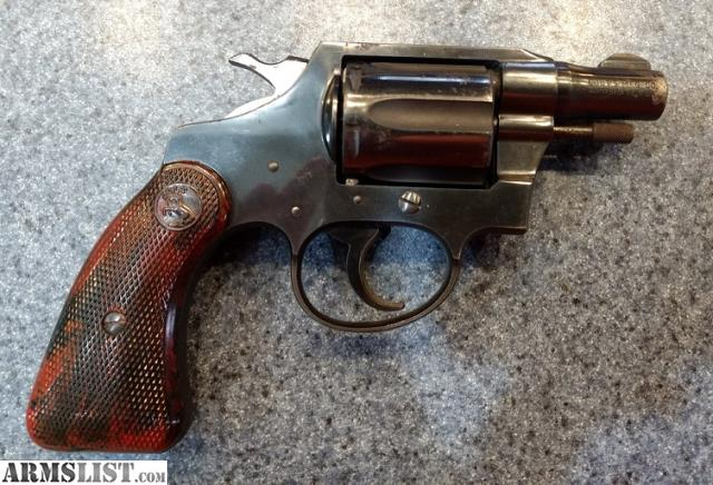 colt 38 detective special owners manual