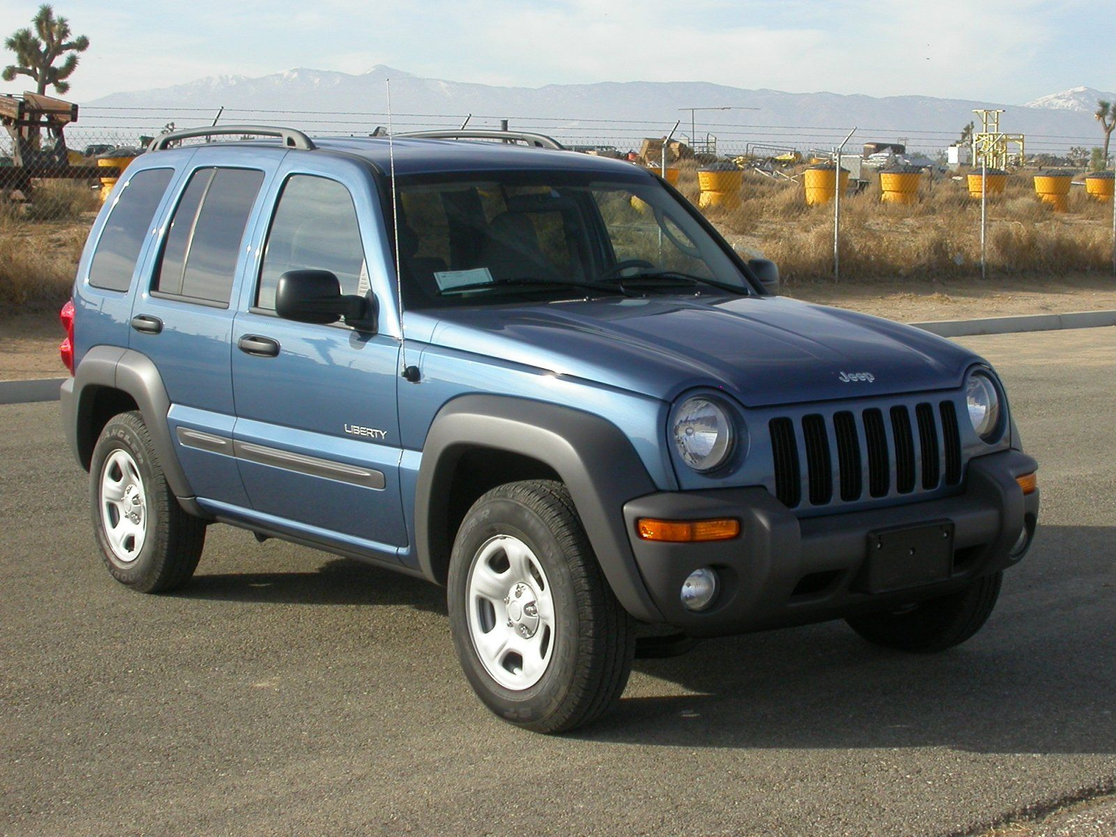 2003 jeep liberty sport 4x4 owners manual
