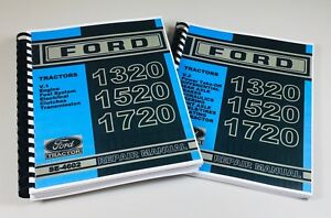 ford 1720 tractor service manual