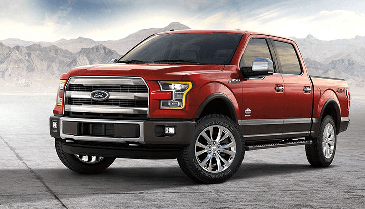 ford f150 owners manual 2017