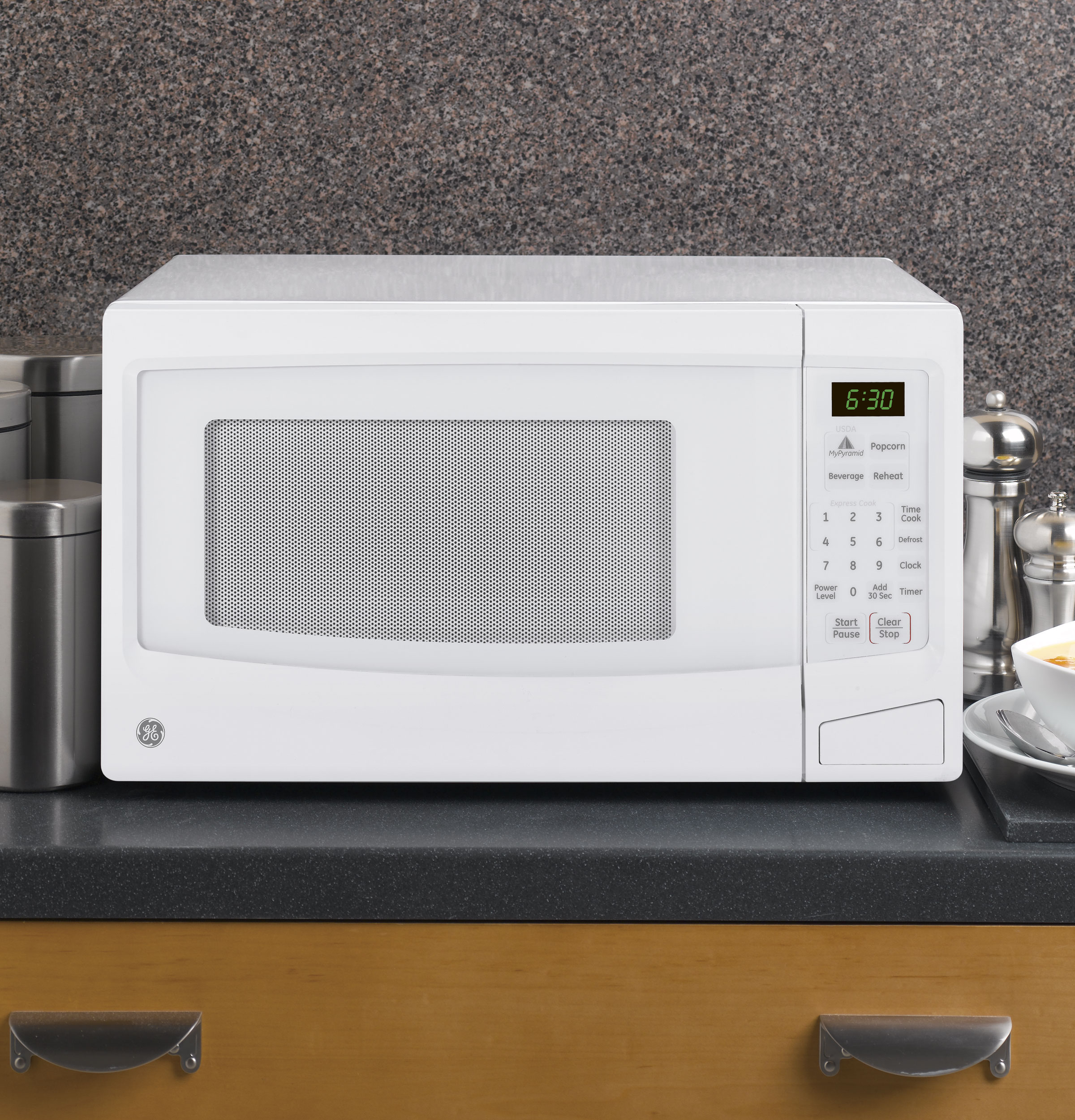 owners manual for ge microwave oven